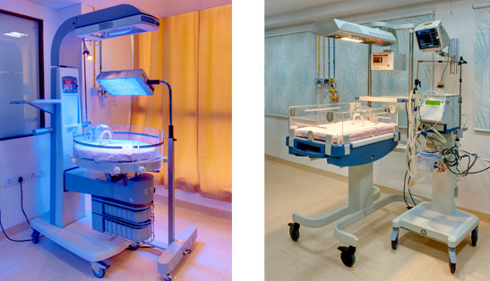 Belle Vue Neonatal Intensive Care Unit